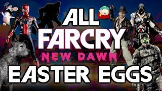 Far Cry: New Dawn All Easter Eggs And Secrets