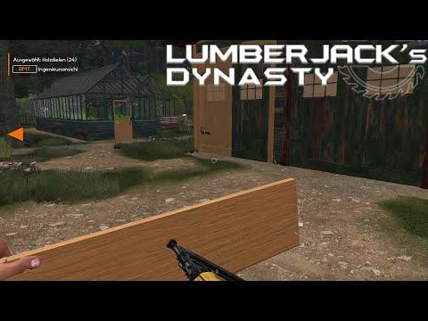 Lumberjack's Dynasty 🐓 035 - Schön-mach-Dienst (Simulation, Einzelspieler) Sunyo spielt