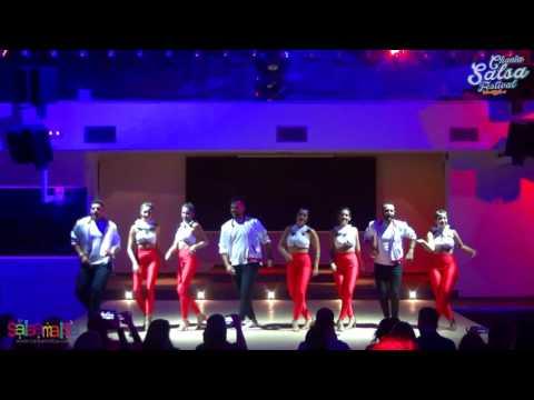 En horo DC Show | 2.Chania Salsa Festival
