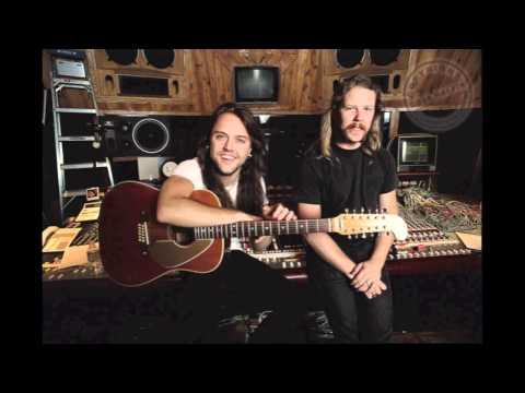 Metallica: James Hetfield and Lars Ulrich!