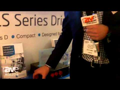 ISE 2016: Ampetronic Highlights HLS Series Drivers