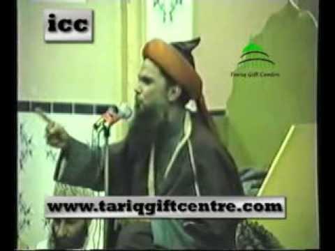 Waqia Karbala.allama Syed Hashmi Mian Kachochavi video