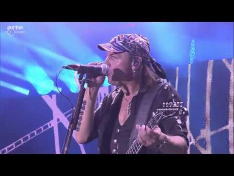 Scorpions - Hellfest 2015 HD