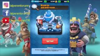 9.Arenaya Çıkma Destesi | Clash Royale #4