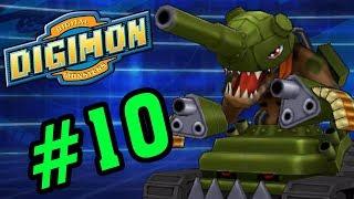 DIGIMON LINKZ - Tank Mon Cỗ Xe Tăng Siêu Mạnh - POKEMON PHIÊN BẢN QUÁI VẬT #10