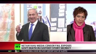 Israel gagged media over suicide in custody of secret 'Prisoner X'  12/26/13