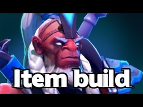 Thrall the Disruptor Item Build Guide