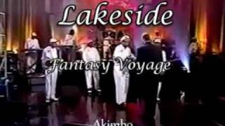 Lakeside (Live)-FANTASY VOYAGE-Hot Funkity Funk