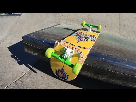 DARKSLIDE BOARD SNAP! | DON'T BREAK THE BOARD EP 5