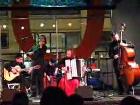 Chango Spasiuk @ Columbia College Conaway Center 091907 Video