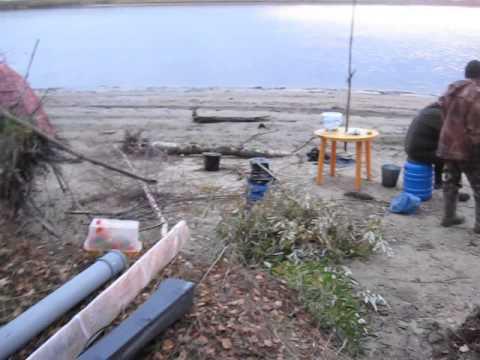 ловля рипуса на первом озере