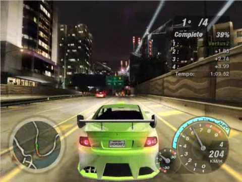 Need For Speed Underground 2 Gameplay