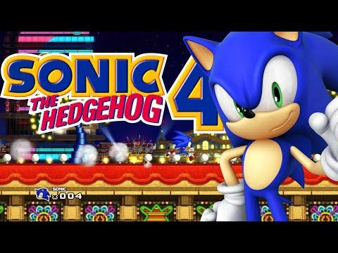 Sonic 4 Episode 1 - Gameplay | Casino Street Zone [Xbox One / 1080p 60fps]
