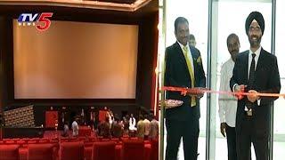 PVR Cinemas Next Gelleria Mall 7th Multiplex Launched At Erremenzil   Hyderabad