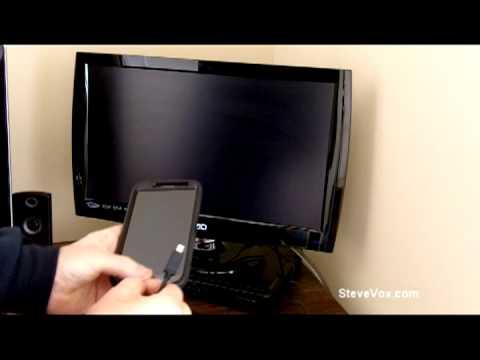 connect the samsung galaxy note 2 to a tv with a hdmi cable youtube. Black Bedroom Furniture Sets. Home Design Ideas