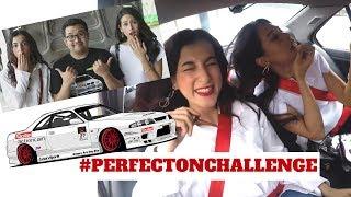 Dandan Sambil Nge Drift Feat Maudy Ayunda Akbar Rais Perfectonchallenge