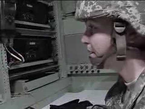 Army MOS 13W Field Artillery Meteorological Crewmember