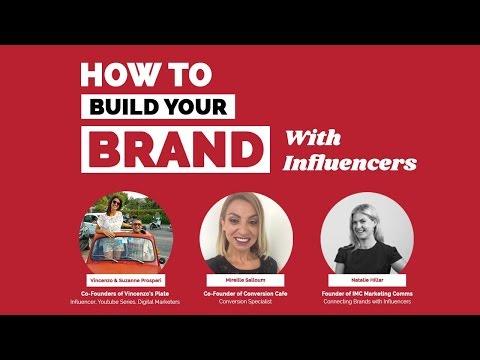 INTERNET INFLUENCER MARKETING | Digital Marketing Tutorial | Build Your Brand Online