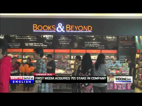 BeritaSatu English Owners Acquire Majority Stake in New Cinema Chain Cinemaxx