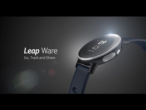 Pebble Time Round reborn? Acer Leap Ware is the newest circular smartwatch