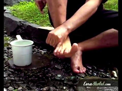 Cara Wudhu Dengan Menggunakan Gayung - CaraSholat.com