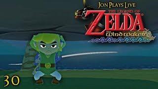 HEAVY LIFTING | Zelda : Wind Waker HD #30 (Live)
