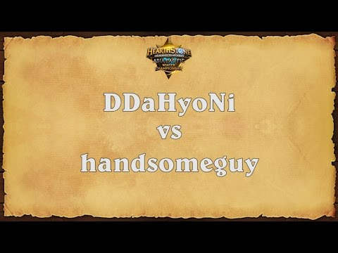DDaHyoNi vs handsomeguy - Asia-Pacific Winter Championship - Finals
