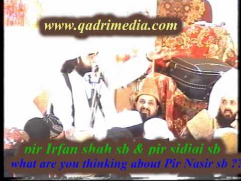 I AM NOT SHIA by: PIR NASIR SB  pir irfan shah sb & pir siddiqi sb, what is your opinion about him??