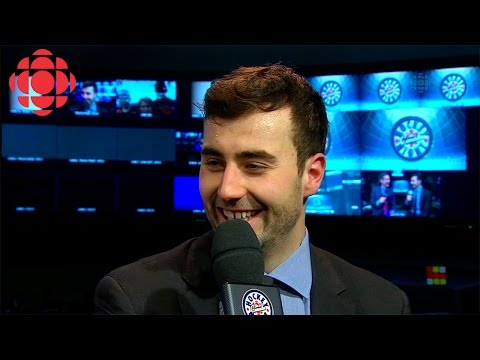 CBC (Jordan Eberle Post Game Interview) January 23, 2016