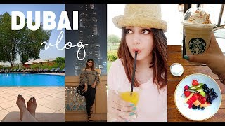 VLOG   I WENT TO DUBAI!   First Time Travelling ALONE!   GLOSSIPS