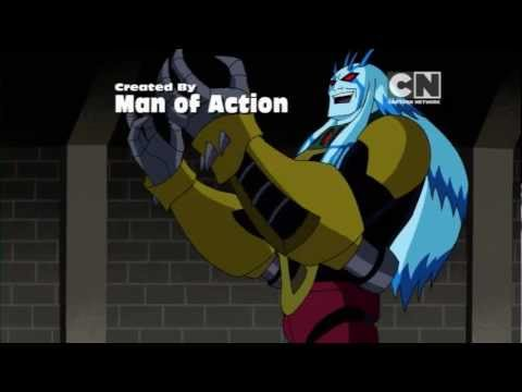 Ben 10: Ultimate Alien - Map Of Infinity (preview) Clip 1 video
