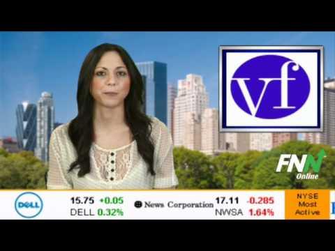 Morgan Stanley Raised Its 2011, 2012 EPS Estimates For VF Corp