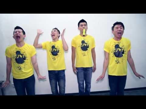 Banana Minion Dance Tribute by Rejuvenate Dance Crew
