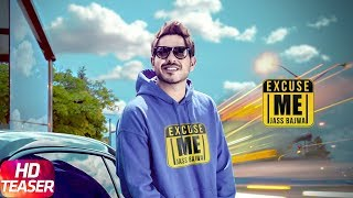 Teaser Excuse Me | Jass Bajwa | Deep Jandu | Sukh Sanghera | Releasing 9th Oct. 2017