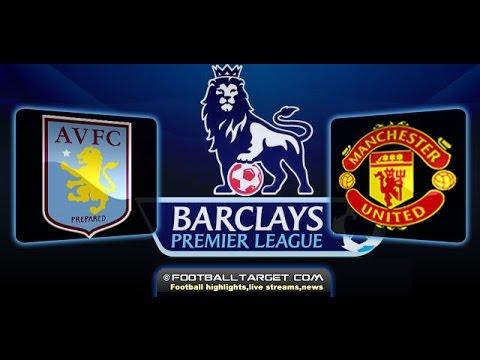 Астон Вилла -  Манчестер Юнайтед 14,08,2015 Villa Park Stadium Превью