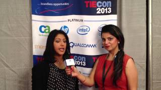 Divya Shroff of Hospital Corporation of America @TiEcon