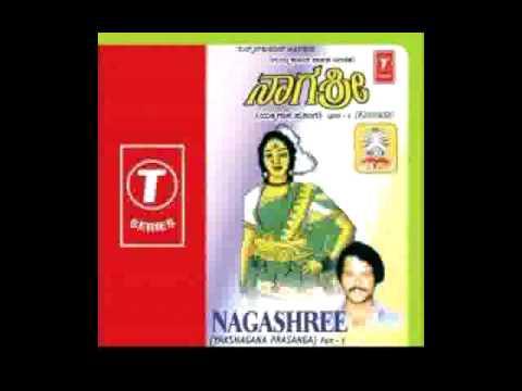 Yakshagana Pada By G.R. kalinga Navada NINNA HESARENE