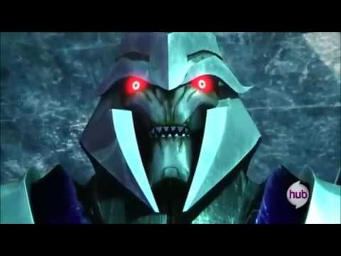 transformers prime beast hunters the death of megatron