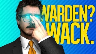 WARDEN? WACK. | Rainbow Six Siege
