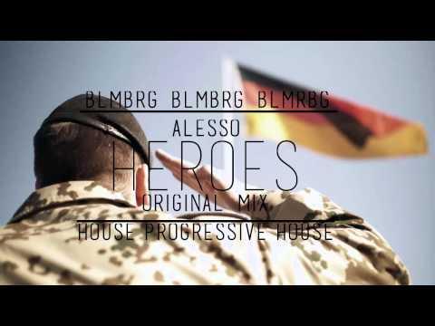 Alesso - Heroes (Original Mix)