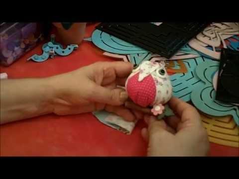 Aprenda a Fazer uma Linda Corujinha com Liliana Quintero