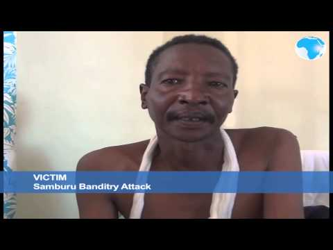 Three injured in Samburu highway banditry Attack