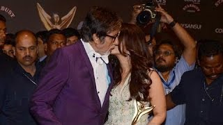 Download Aishwarya Rai & Amitabh Bachchan At Colors Stardust Awards 2015 3Gp Mp4