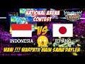 HAH !!! Rise Warpath Main Bareng Saints Daylen Jepang vs Indonesia National Arena Contest 08102017 MP3