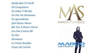 Marco Antonio Solis Video - Marco Antonio Solís - Marco Antonio Solís (Full Album)