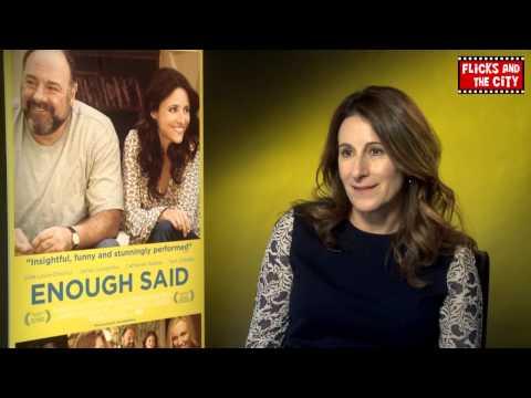 Enough Said Interview - Nicole Holofcener On George Lucas, James Gandolfini & Julia-Louis Dreyfus