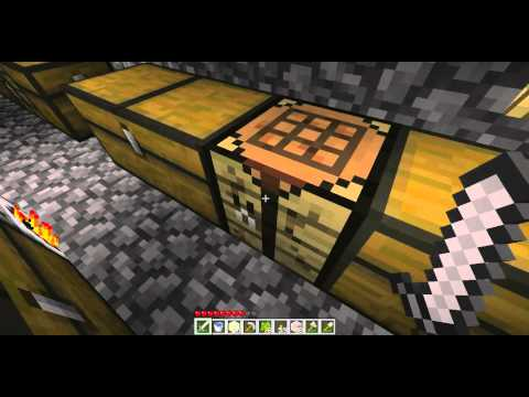 Minecraft - Smoothie #6 - Building the Front Stairs