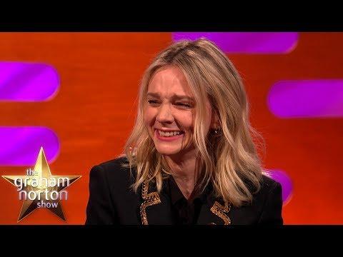 Carey Mulligan Reveals Toilet Details At Harry & Meghan's Royal Wedding | The Graham Norton Show