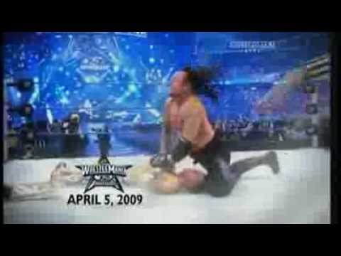 wwe judgment day 2009. WWE Judgment Day 2009 Promo.