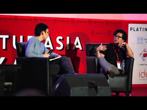 Fireside chat: What is 500 Durians looking for in Southeast Asia (Startup Asia Jakarta 2013)
